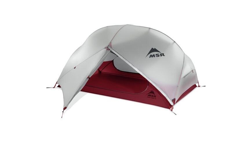 MSR Hubba Hubba NX 2 Tent Lt Grey